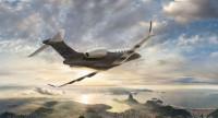 Новый самолёт бизнес класса Bombardier Challenger 350 New