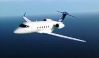 Новый самолёт бизнес класса Bombardier Challenger 300 New