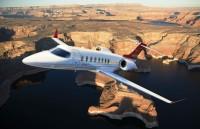 Новый самолёт бизнес класса Bombardier Learjet 70 New