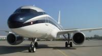 Новый самолёт бизнес класса Airbus A319 New