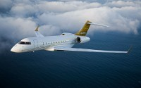 Самолёт бизнес класса Bombardier Global 5000