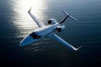 Новый самолёт бизнес класса Bombardier Learjet 75 New
