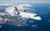 Новый самолёт бизнес класса Bombardier Challenger 850 New