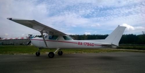Оштрафован пилот самолета Cessna в Красноярском крае