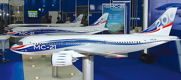 В Иркутске создадут кластер для производства самолетов МС-21