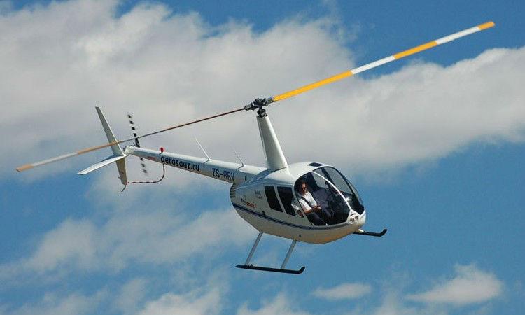 Вертолет Robinson R44 Raven II