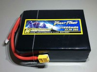 Giant Power 6S 11000mAh LiPO