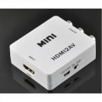 HDMItoAV белый-500x500