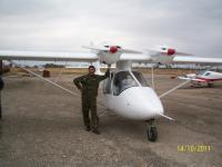 Лёгкий самолёт Цикада-4