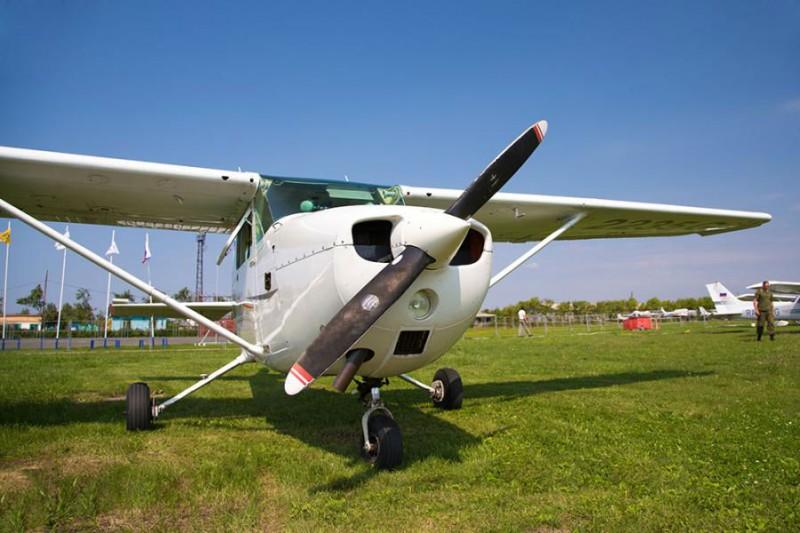 Самолет Cessna 172M