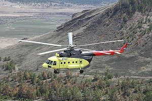 Рынки Южной Азии открыты для российских вертолетов