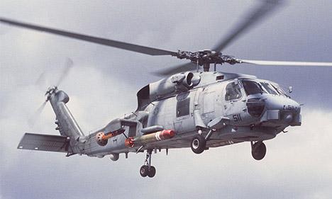 «Сикорский» поставит Индии противолодочные вертолеты S-70B «Си Хоук»