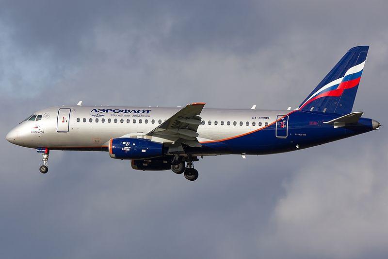 Sukhoi Superjet 100 подготовят к эксплуатации в горных условиях