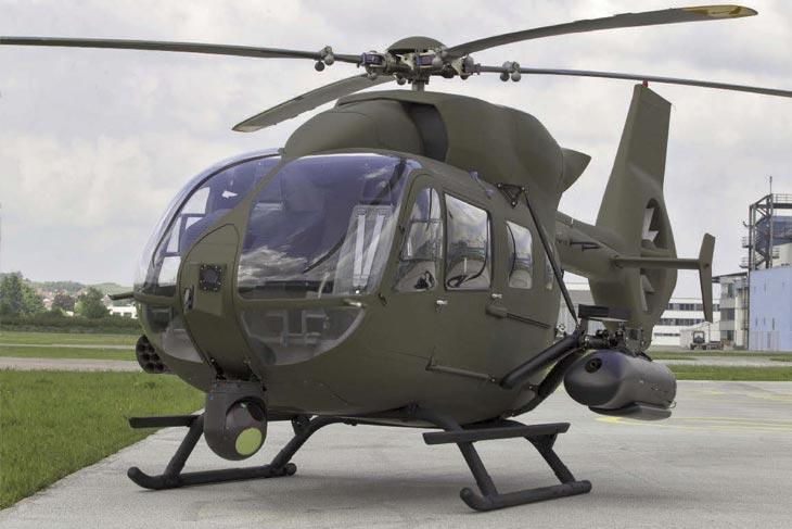 Airbus Helicopters предлагает технологии поддержания безопасности полетов