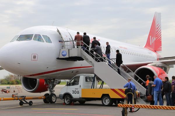 Авиаперевозчики сокращают парк самолетов