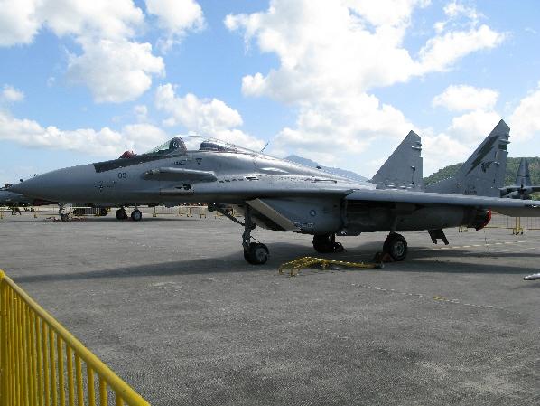 ATSC и РСК «МиГ» готовы модернизировать самолеты для Малайзии