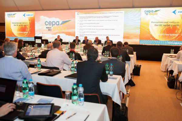 EBAA присоединится к CEPA для проведения CEPA EXPO