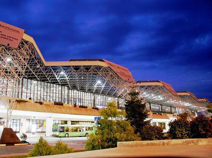 Аэропорты готовы к приему иностранных туристов