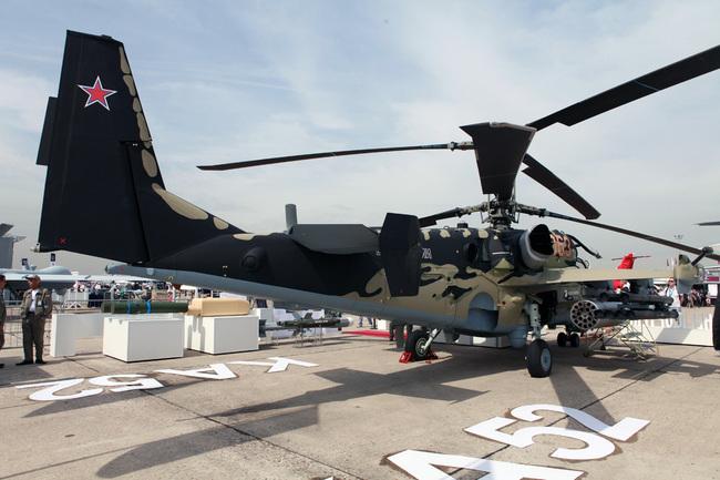 «Вертолеты России» представят РФ на выставке в Ле-Бурже