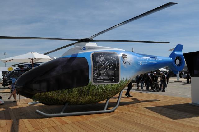 Airbus Helicopters продемонстрировала Bluecopter