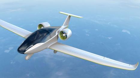 E-Fan 2.0 и E-Fan 4.0 станут основой для больших гибридных лайнеров