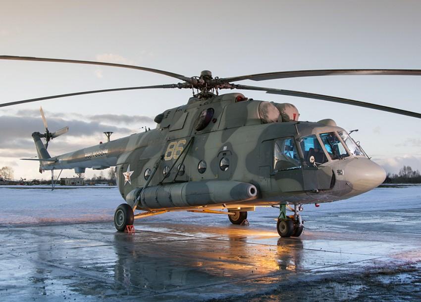 IHSRC сертифицируют для обслуживания Ми-8/17