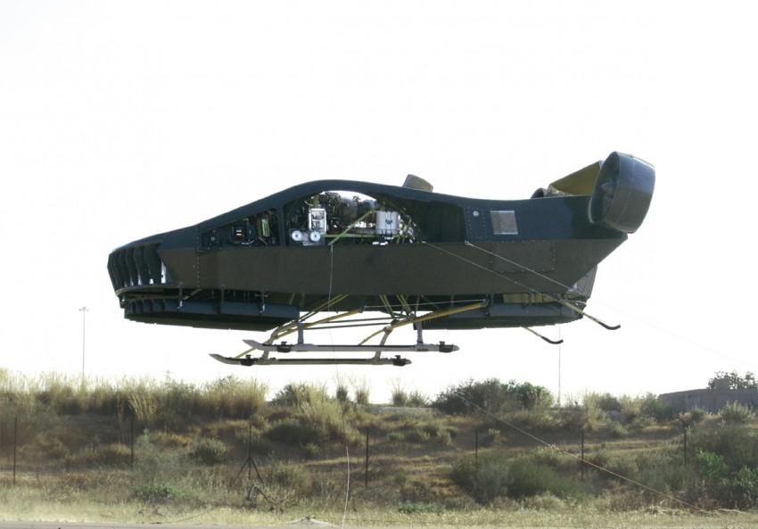 AirMule VTOL выполнил полет в автономном режиме