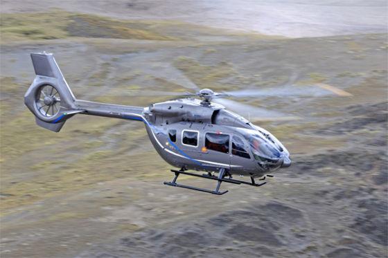 EASA сертифицировало вертолет H145