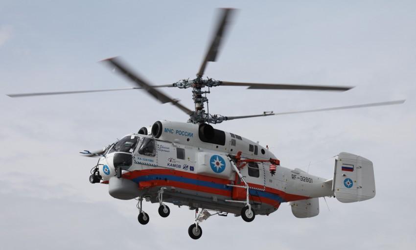 9 российских вертолетов заказала КНР