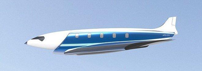 Bombardier создает гиперзвуковой Antipode