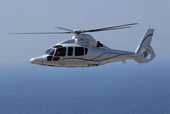 «Газпром авиа» приобрел два Н155