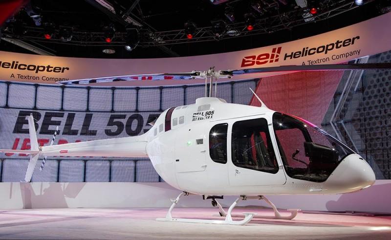 Bell Helicopter остается лидером рынка