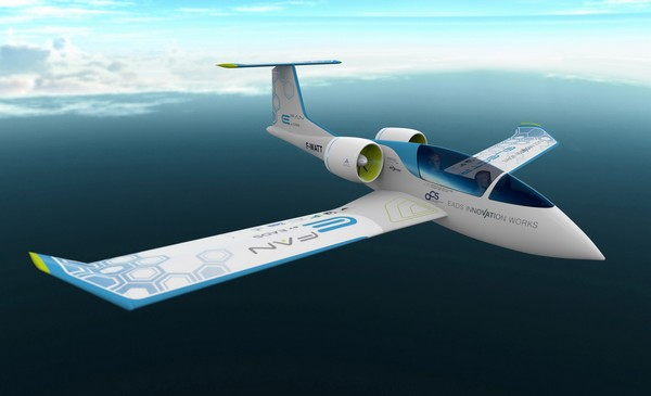 Airbus Group и Siemens объединят усилия для электрического самолета