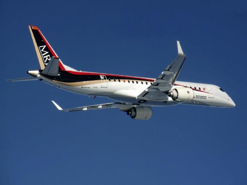 Mitsubishi Aircraft приступает к сборке японского MRJ