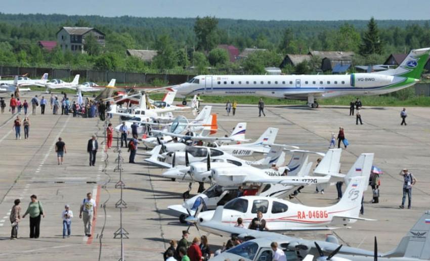 «Авиарегион -2016» - популяризатор самолетов малой авиации