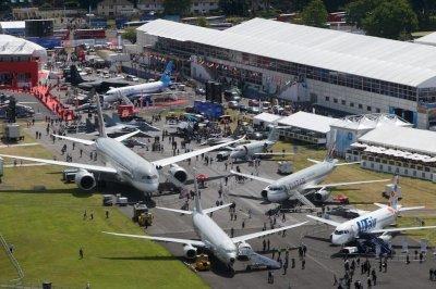 Авиасалон в Фарнборо представит инновационные продукты