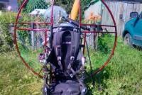 Парамотор Мотопараплан F-200
