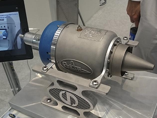 Напечатанные двигатели установят на беспилотники