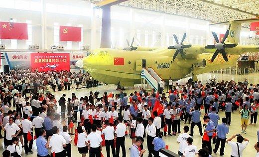 «Водный дракон» из Китая – самый большой в мире