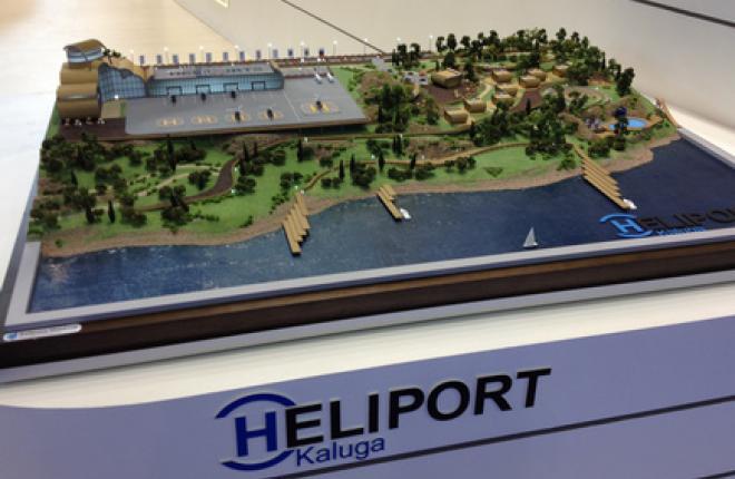 Еще один хелипорт появится в России
