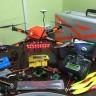 FPV Квадрокоптер, DJI naza V2, комплект