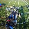 Парамотор cors air 25 m c подвеской