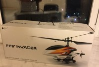 Вертолет Hubsan FPV invader