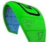 Кайт Crazy Fly Cruize 17м2 комплект — тестовый