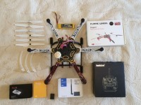 Гексакоптер DJI F550