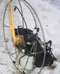 Парамотор Polini Thor 100