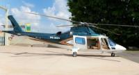 Вертолёт A109E power 2009. Роскошный салон
