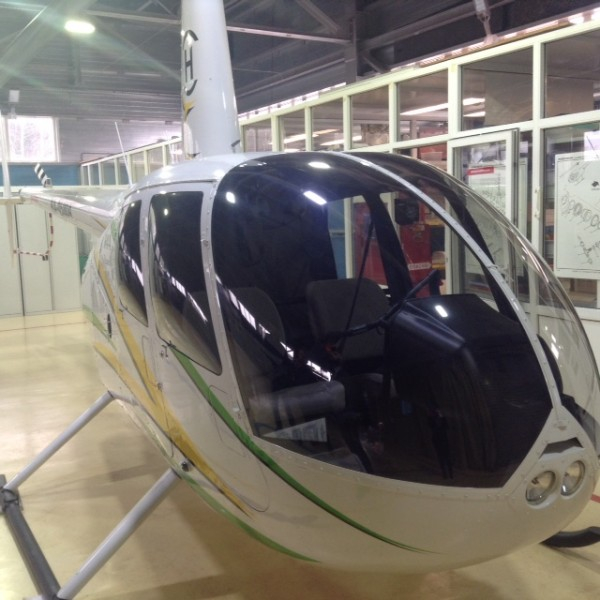 !!СРОЧНО продам новый Robinson R44 RavenI !!
