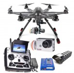 Гексакоптер Tali H500 online HD video, GPS