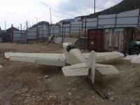 Самолет по чертежам истребителя Фокке-Вульф
